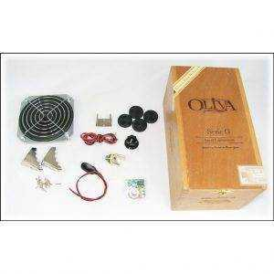 cigar box amplifier kit with oliva g cigar box 300x300 Cigar Box Amplifiers, by C. G. Gitty.