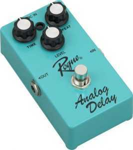 rogue belcat delay 003 267x300 The Best Delay / Echo Pedals For Under $50