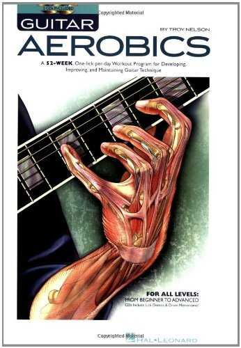Learn to Play Guitar Aerobics 3 Great Books to Learn to Play Guitar.