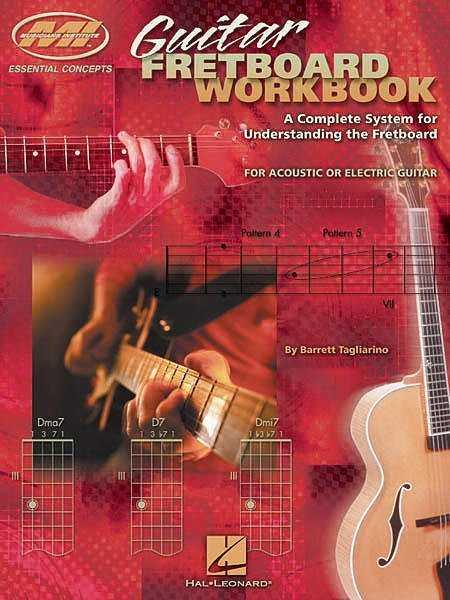 Learn to Play Guitar fretboard workbook 3 Great Books to Learn to Play Guitar.