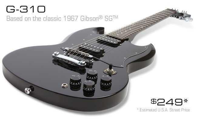 Epiphone-G-310