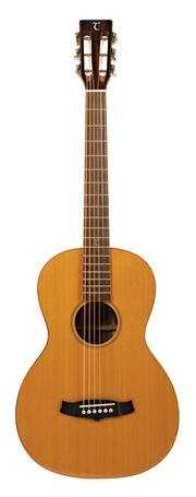 The Best Small Body Acoustic Parlor Guitars Under 1000