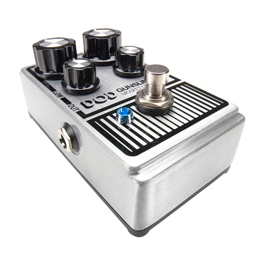 Digitech-DOD-GUNSLINGER-MOSFET-Distortion-Pedal