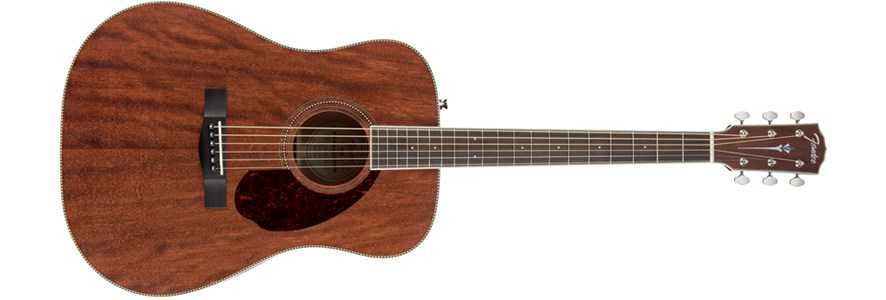 Fender Paramount Series PM-1 Standard All-Mahogany